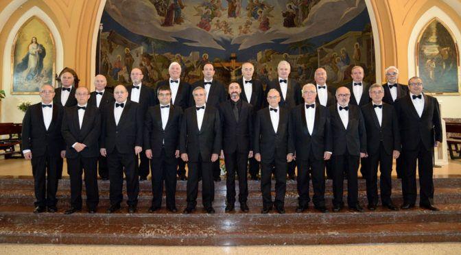 Schola Cantorum – Coro de voces graves