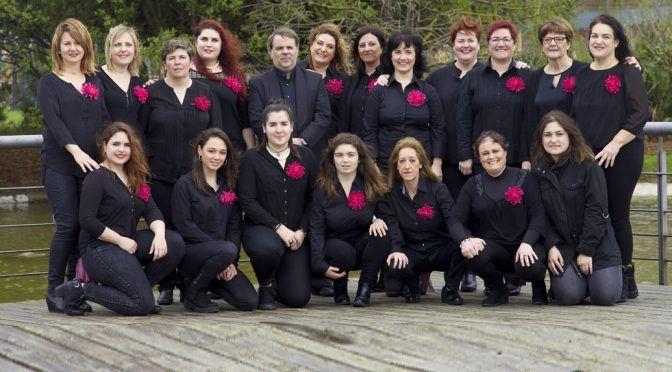 Schola Cantorum Ahots Zuriak 2017