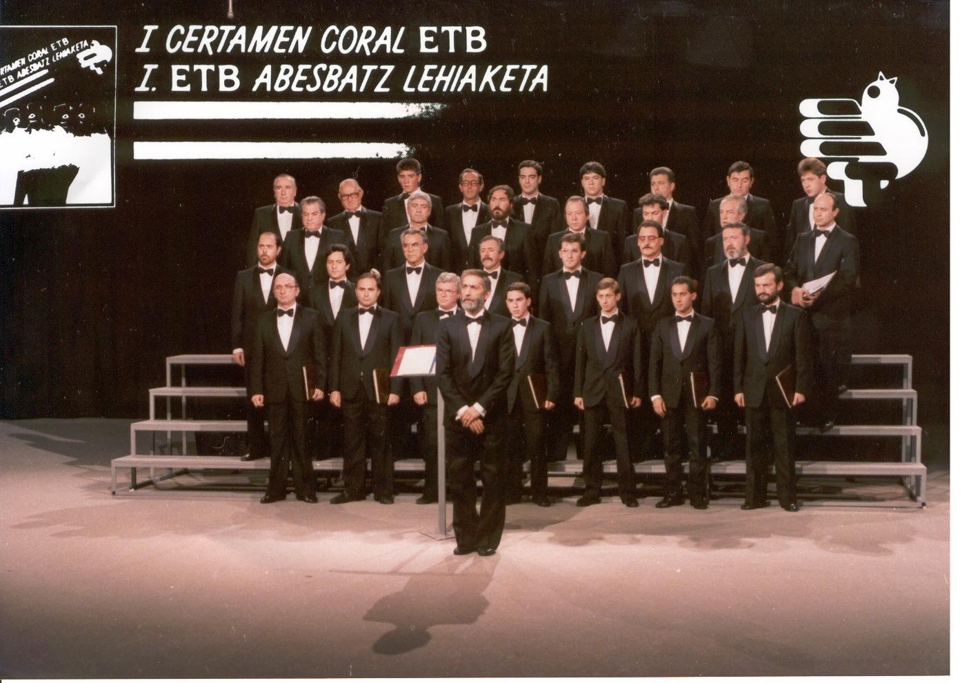 ETB 1989 – I Certamen Coral ETB (1)
