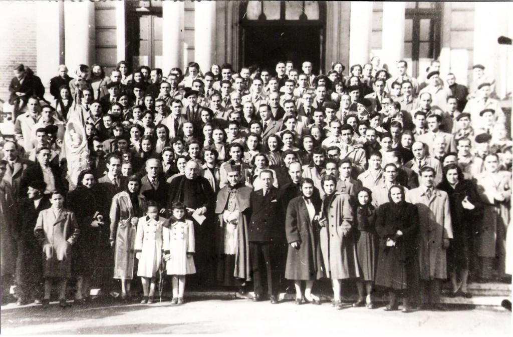 Celebración de Santa Cecilia – Misa conmemorativa 75 Aniversario