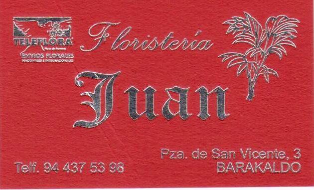 Floristeria Juan