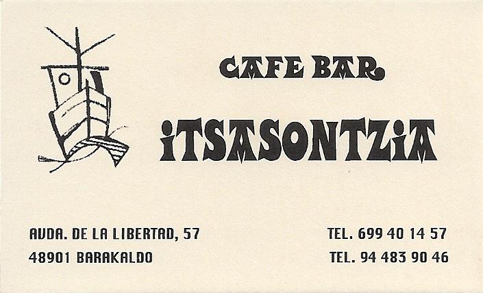 Café Bar Itsasontzia