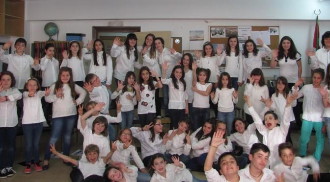 Schola Txiki - Gazte schola 2014