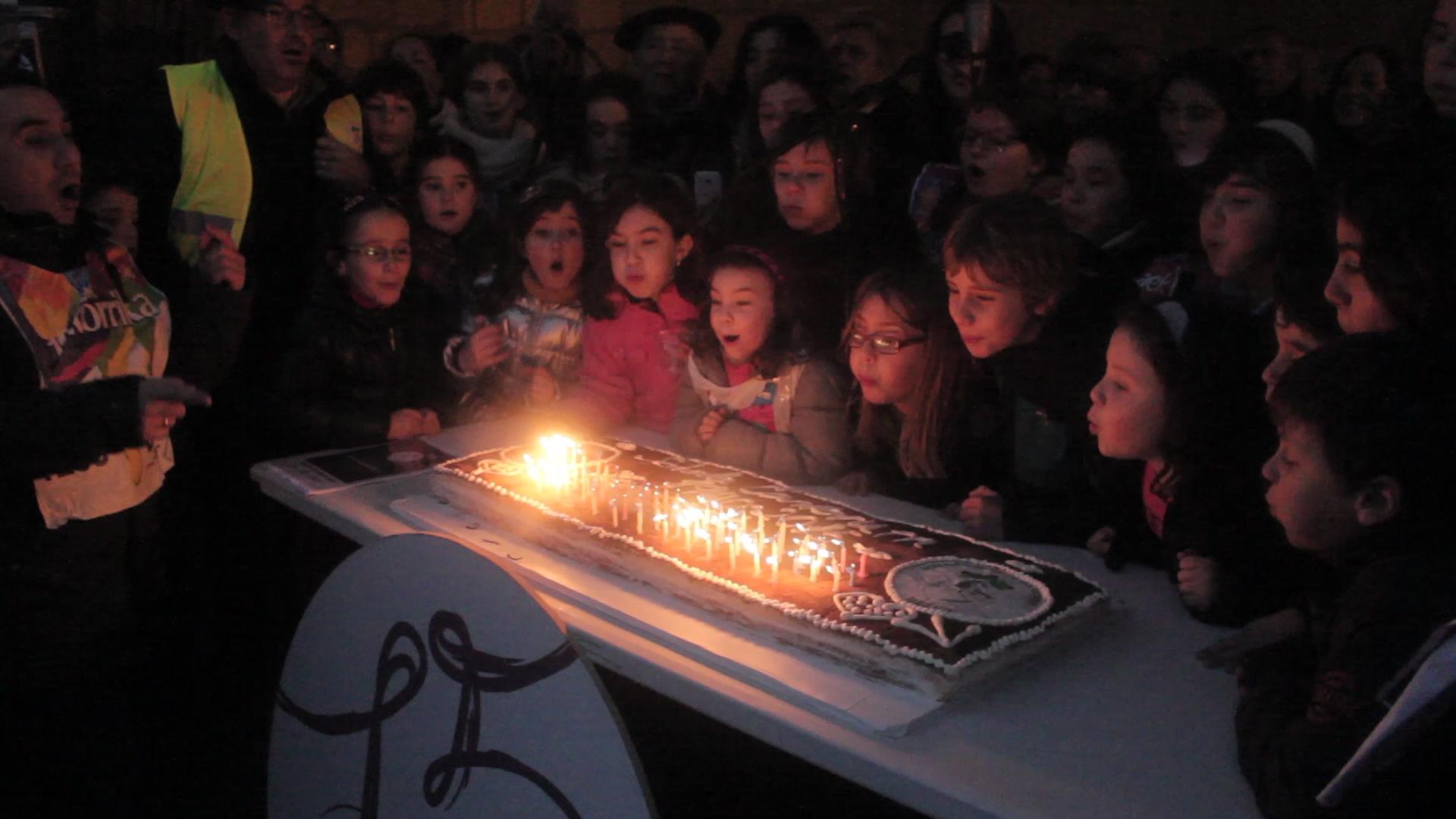 MARTXOAK 24 de marzo, la Schola celebra su 75 Cumpleaños