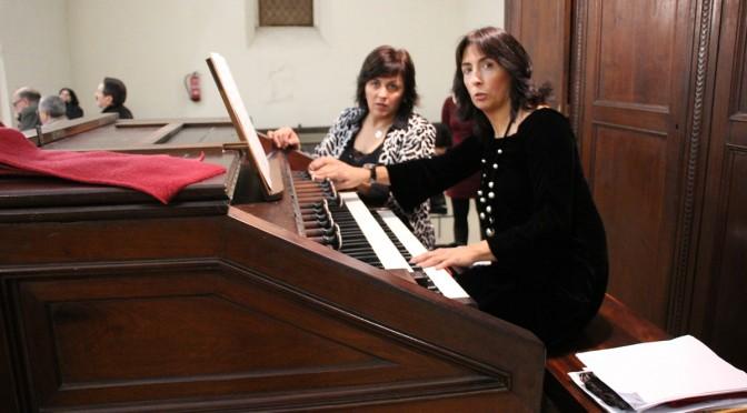 Pianistas – Santa Cecilia 2015