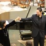 Eduardo Ituarte y Belén Arteta (piano) - Santa Cecilia 2015