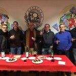 Iván, Txema, Juan Ignacio, Patxi, Antonio, Javi