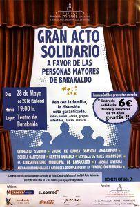 Acto Solidario Fundación Miranda