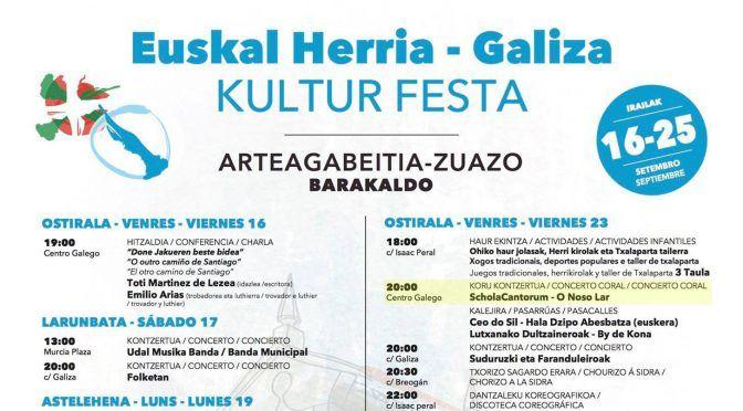 Euskal Herria-Galiza 2016