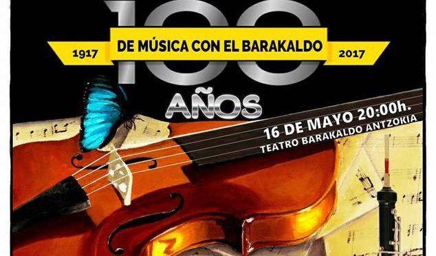 Concierto Centenario del Barakaldo C.F
