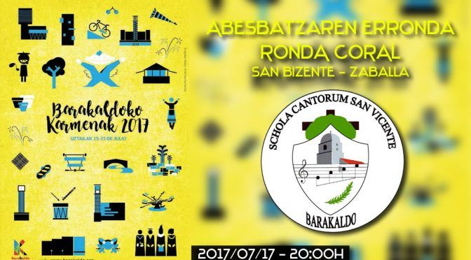 Ronda Coral 2017