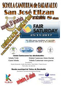 Fair Saturday 2017 Schola