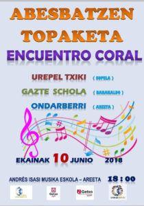 Encuentro Coral 2018