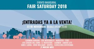 Fair Saturday 2018