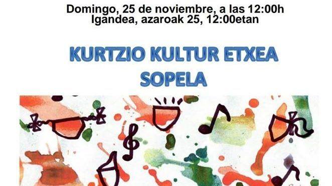 Concierto Schola Txiki