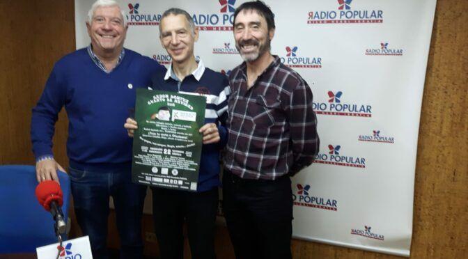Entrevista en Radio Popular – Gabon Kontua 2018