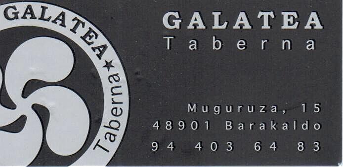 GALATEA Taberna