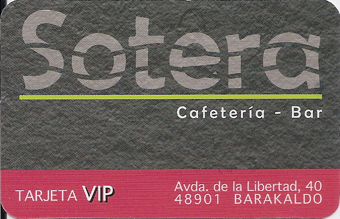 Cafetería Sotera