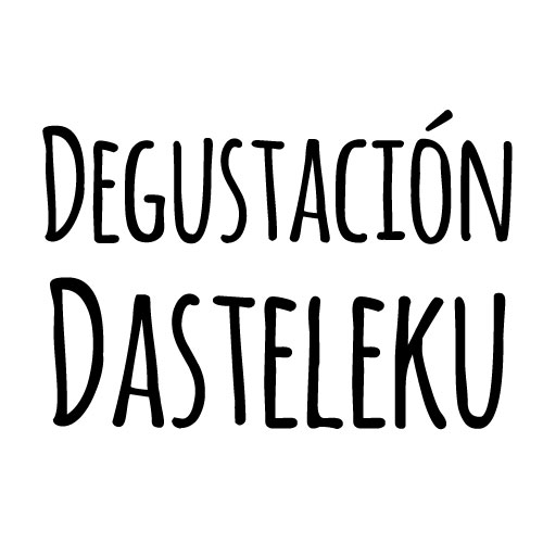 Degustación Dasteleku