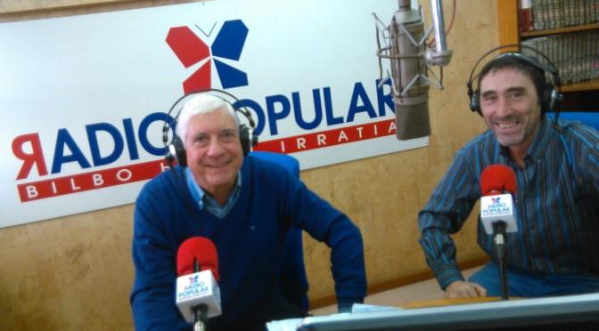 Entrevista en Radio Popular
