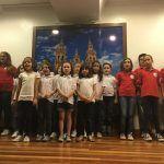 Gazte schola - Schola Txiki