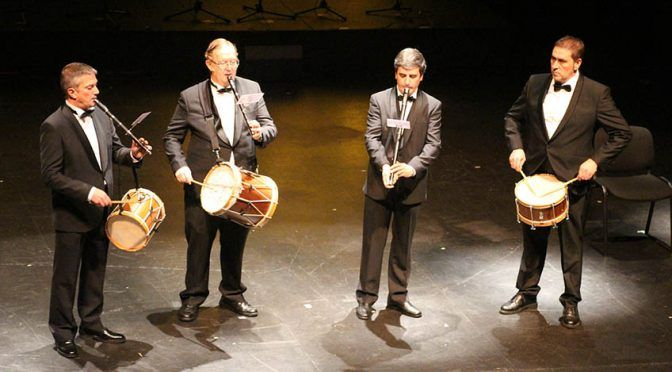 Concierto junto a la Banda de Txistus de Barakaldo – Videos