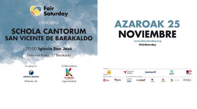 Concierto Fair Saturday 2017