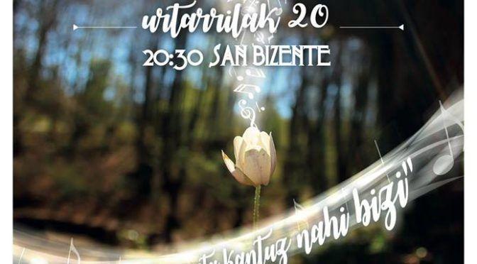HalaDizpo Abesbatza 25 Urte