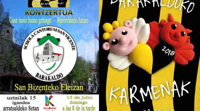 Concierto Karmenak 2018