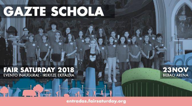 Fair Saturday 2018 – Inauguración