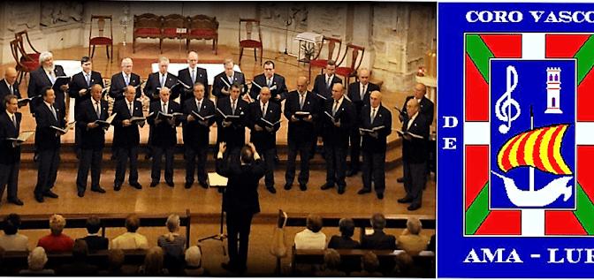 Concierto del Coro Ama-Lur de Salou